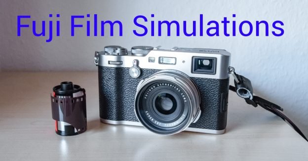 Fuji's film simulations and the X100F | Arne's blog